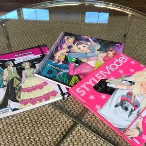3 Used Style Books